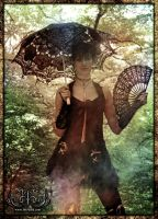 Lady of the Forest - I by MD-Arts
