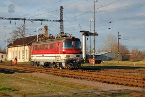 240 036-4 in Komarno by morpheus880223