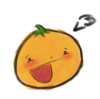 Day10: Happy Orange by HitMeWithBrokenLeave