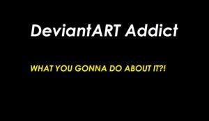 D.A Addict by silverine17