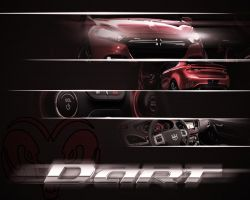 Dodge Dart 3 by BiioGoth