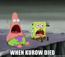 When Kurow Died by Patch444