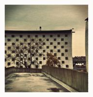 Holga Ghost :city: by DrCaligari