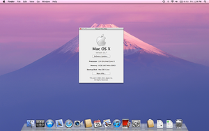Real Mac OS X Lion by Vincee095