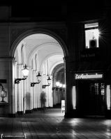 late night in the city by rockmylife