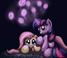 Magic Butterflies by Grennadder