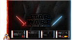 Star Wars The Force Awakens Powerpoint Template by foxgguy2001