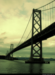 Bay Bridge by ipholio