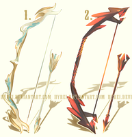 Auction : Weapon Adopt Set 4 [Closed] by HyRei