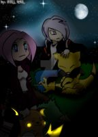 Pokemon Humans war (fanfic) by LowRankRaccoon969