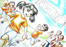 Sports Day by sonialeong