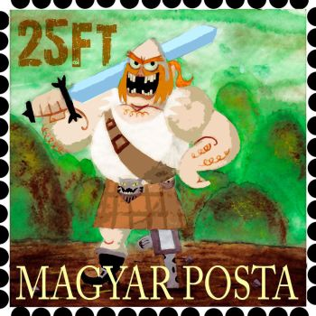 scot stamp by timacs