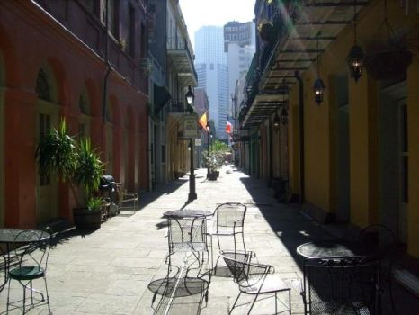 Pirates Alley NOLA 2 by EvilBall