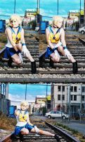 Sailor Uranus: Soldier of Flight by Emmaliene