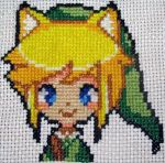 Link with cat ears.. by Nanja-kid