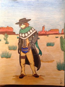 -Pasketti Western- by X-Prince-Connor-X