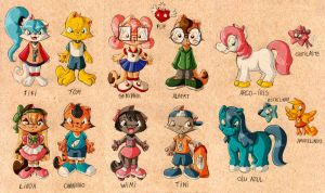 Miau Kids by Fificat