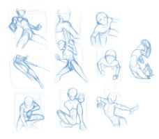 Pose Studies 13 by BBstudies