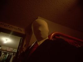 Slenderman cosplay 1 by GZLTriforce128