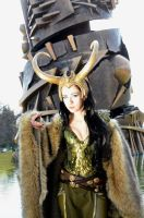 Lady-loki by Atra-in-wonderland
