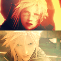 Cloud Strife - Fighting 'til the end by damage-ctrl