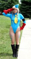 My Cammy Cosplay by CosplayButterfly