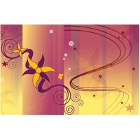 colorful lines background arts by cgvector