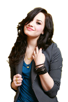 PNG Demi Lovato by NatyHeit