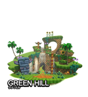 Sonic G. Green Hill Console by Silversonicvxd