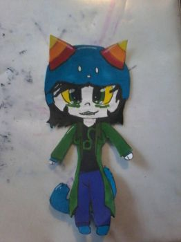 tiny nepeta by ChasingClouds4427