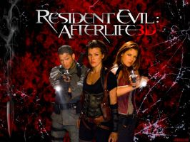 Resident Evil 4 Afterlife 3D by jdboss69