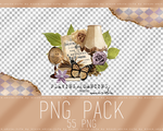 PNG pack by black-white-life (55) by ByEny