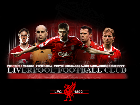 Liverpool football club by TheReds-1892