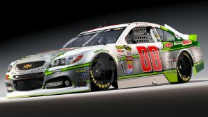 2014 Diet Mtn Dew Chevy SS Concept by Driggers