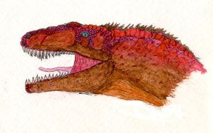 Saurophaganax by Coelophysis83