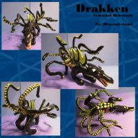 Drakken: Tentacled Behemoth of the Deep by Draconic-Angel