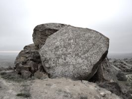 Boulders by Dogbytes