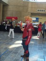 DART  - OTAKON 2015 3 OF 3 by Shen-fn-Woo