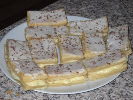 Vanilla Slices - From Scratch by Bisected8