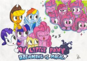 My Little Pony: Dreaming is Magic by Rayman2000