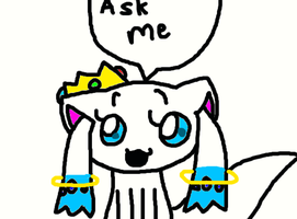 ask PRINCESS SHUBEY by CreamyKittens