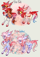 ADOPT 2/2 open (LOWERED PRICE!!!!) by MoggieDelight