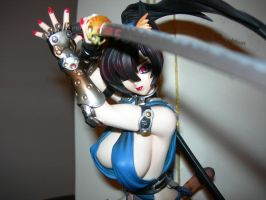 Female Sword Stance Figure by Magoichi