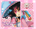 Pink Parade Artbook preview by larienne