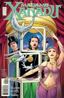 Madame Xanadu Issue 9 Cover by Tentopet
