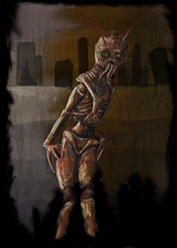 Contest Entry: District 9 by Karithina