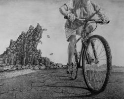 Triumph of the Cyclist by TheStealthNinja13