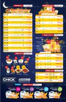 Chick Ramadan Menu ( BACK ) by hanymania