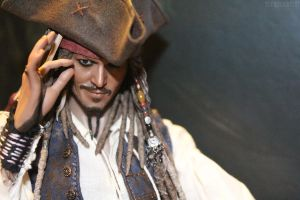 Captain Jack Sparrow by eLphotographee