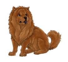 Chow Chow by chezzepticon